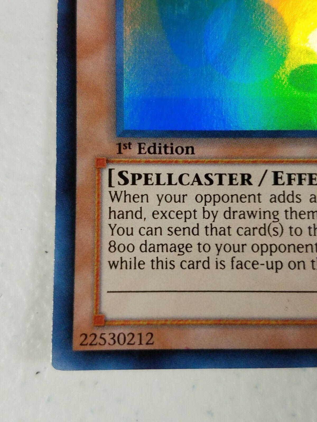 Yu-gi-oh! Trading Card - Magic Hand - DRLG-EN045 - Super Rare - 1st Ed.