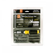 Ratchet Driver Set With Carrying Case OL524 - $56.74