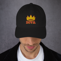 The Kid Laroi Hat / Diva Hat / The Kid Laroi Dad hat image 4