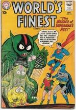 World's Finest Comic Book #112 DC Comics 1960 VERY GOOD+ - $30.85