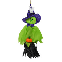Halloween Straw Ghost Hanging Pendant for Party House Decoration Prop Wh... - $5.85