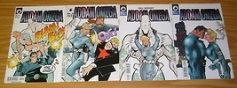 Addam Omega #1-4 FN complete series - antarctic press comics set lot 2 3 - $4.50