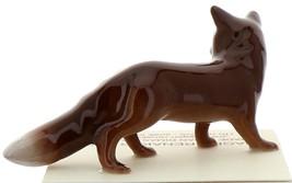 Hagen-Renaker Miniature Ceramic Figurine Fox Mama image 3