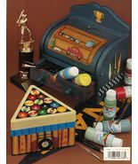 Tole Decorative Painting To Have & To Hold Pool Model Car Toolbox Chase ... - $13.99