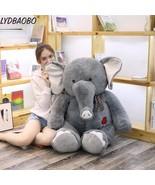 Creative Long Nose Elephant Stuffed Plush Doll Infant Sleeping Toy Kid C... - $41.40