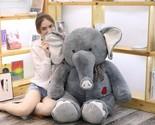 Phant stuffed plush doll infant sleeping toy kid cute cartoon animal elephant soft thumb155 crop