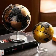 Led Light World Rotating Globe Earth Political Map Table Office Home Dec... - $30.68+
