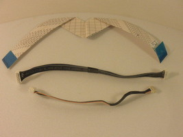 Samsung LN32D450G1D Small Parts Repair Kit Lvds Cable And Cable - $18.00