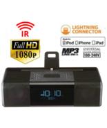 NANNY CAM CLOCK RADIO | HD 1080P | NIGHT VISION | DVR | 32GB SD CARD | USA - $599.00