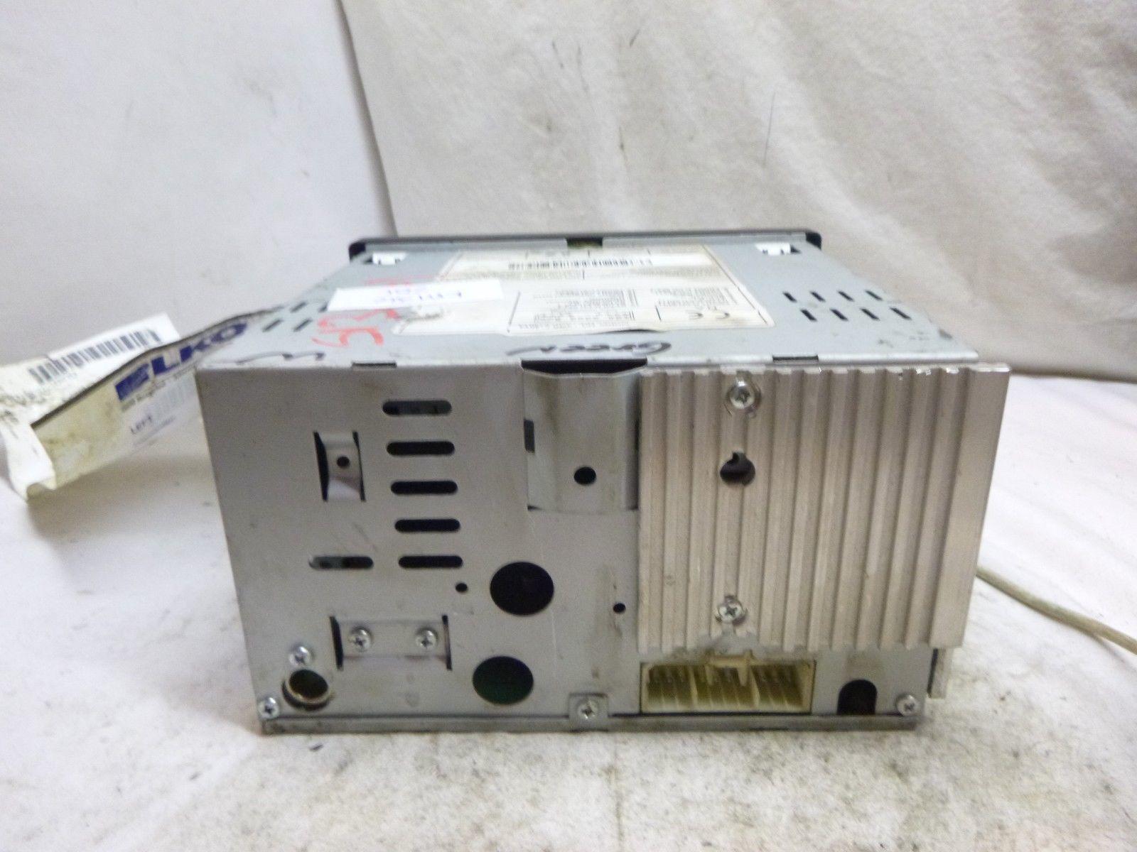 08 2008 Chevrolet Aveo Radio Cd MP3 Player 96889897 KM36