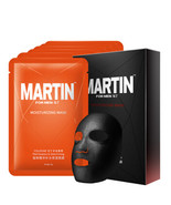 MARTIN Men's Plant Essence & Extra Firming Facial Mask 5 Pieces Pack - $19.50
