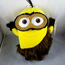 "Universal Studios Minions Caveman 11"" Plush Soft Toy Stuffed Animal New with Tag - $18.69"