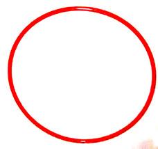 Nuovo 0.6cm Rotondo 67.3cm lungo Uretano Cinghia di Trasmissione per Shopcraft - $17.63
