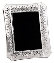 Waterford Lismore CRYSTAL Picture Photo Frame 5 X 7  NEW (s) - $84.14