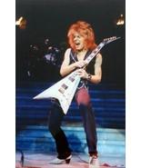 Randy Rhoads Ozzy Osbourne Band Live Stand-Up Display Classic Metal Rock - $16.99