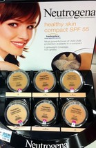 Buy 3 Get 1 Free (Add 4) Neutrogena Healthy Skin Compact Makeup (Expired) - $5.42+