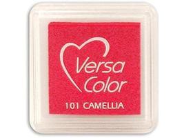 Tsukineko VersaColor Cube Ink Pad, Camellia #101