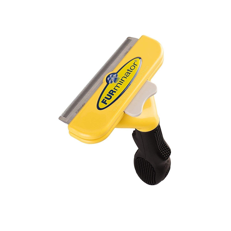 FURminator deShedding Tool for Dogs - Long Hair