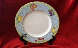 "Mikasa Fruit Rapture 10 7/8"" Dinner Plate Y4001 - $16.82"