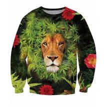 Mane Hipster Dope 3D Sweatshirt - $36.58