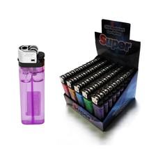 100 PACK Disposable Cigarette Lighters Wholesale Bulk Lighter 100 Pcs Re... - $17.89
