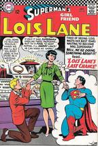 Superman's Girlfriend Lois Lane Comic Book #69, DC Comics 1966 VERY FINE- - $40.55