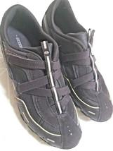 Skechers Womens Size 10 Walking Shoes Casual Athletic Dark Brown 21557 S... - €21,02 EUR