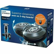 Philips Norelco Shaver 9850, Wet & Dry Series 9000 w/ Beard Stubble Trimmer - $170.99