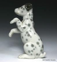 "LLADRO ""DALMATIAN"" - # 1262 -  DOG SITTING UP - CUTE PUPPY! - NO BOX - MINT - $133.65"