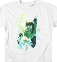 Green Lantern DC Comics Superhero Retro DC Universe graphic t-shirt GL389 image 4