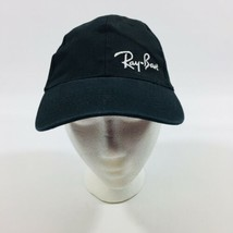 Ray Ban Black Buckle Back Hat Never Hide Adjustable Baseball Cap Hat - $17.75
