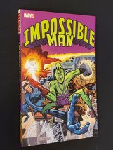 IMPOSSIBLE MAN TPB FIRST PRINTING MARVEL COMICS - $9.74