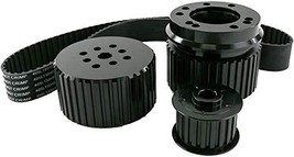 A-Team Performance Gilmer Style Pulley Kit Compatible with Ford Big Block BBF 42