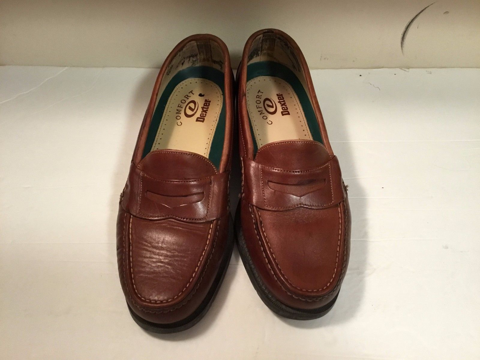 Dexter 10.5 M Mens Penny Loafer Shoes Comfort 347100 N515-5