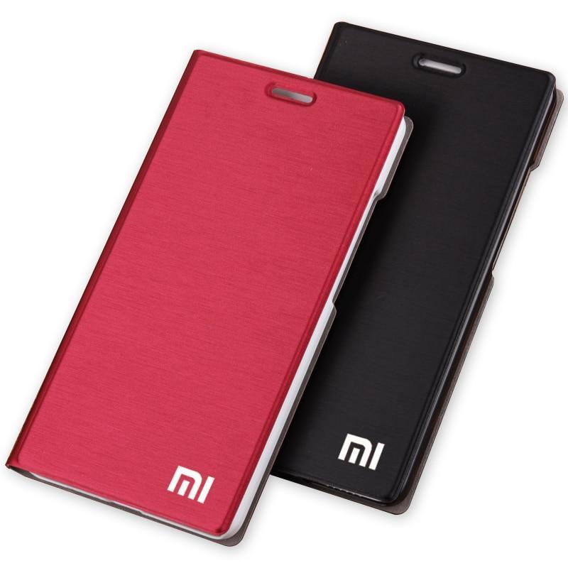 New Arrival For Xiaomi Redmi Note 4 Case, Luxury Slim Style Flip Leather Case Fo - $9.99