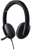 Logitech High-performance USB Headset H540 for Windows and Mac, Skype Ce... - $39.99