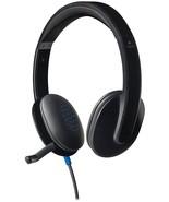Logitech High-performance USB Headset H540 for Windows and Mac, Skype Ce... - $39.99