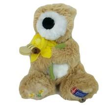 Boyds Bears American Cancer Society Bear Daffodil Plush Stuffed Animal 2... - $19.80