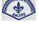 Olice department communaute urbaine anjou station retired patch 3.5 x 4.75 in 9.99 thumb155 crop