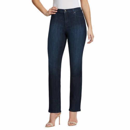 Gloria Vanderbilt Amanda Jeans Heritage Enges Bein Portland Waschung Nwt