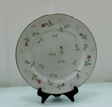 """VTG Hand Painted Oriental Porcelain """"Rambling Rose"""" Bread Plate Sheffield China - $9.70"""