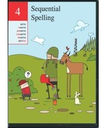Sequential Spelling 4 on DVD-ROM 1.0 Version (Classic Series, 4) [Intera... - $17.99