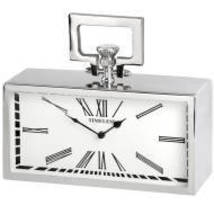 Silver Pocket Watch Clock - $90.00
