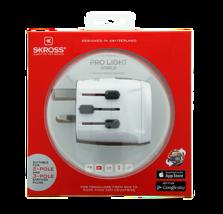 New  Skross World Travel Adapter PRO Light - World White - $29.99