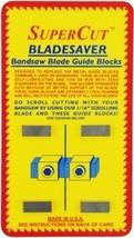 "SuperCut BG-S Bandsaw Blade Guide Blocks - Old Sears&reg 12"" Models - $20.02"