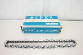 Unused DID Daido chain fleaing blade H type 16 mm - $198.00