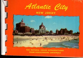 Atlantic City, New Jersey - Vintage 1970's Picture Book - $6.95