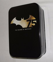 Justice League Batman Alex Ross Figure with Collector Tin 75 Years of Ba... - $33.65