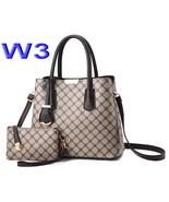 2-Piece Set Women Shoulder Bags Tote Bags Women Leather Handbags Purses ... - €35,29 EUR