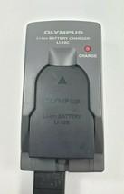 Olympus Li-Ion Battery Charger LI-10C and Battery LI-10B Combo - $19.95